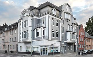 Dreikönigenstraße, Neuss